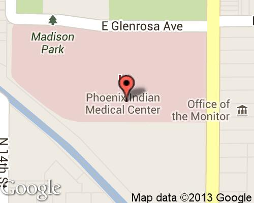 U. S. Public Health Service Phoenix Indian Medical Center