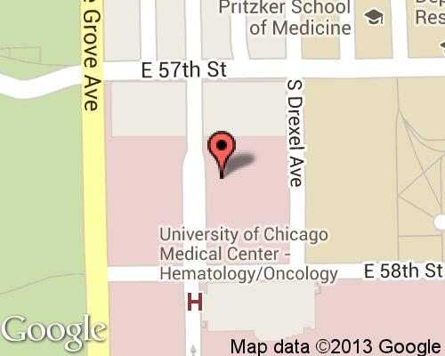 University of Chicago Comer Children's Hospital