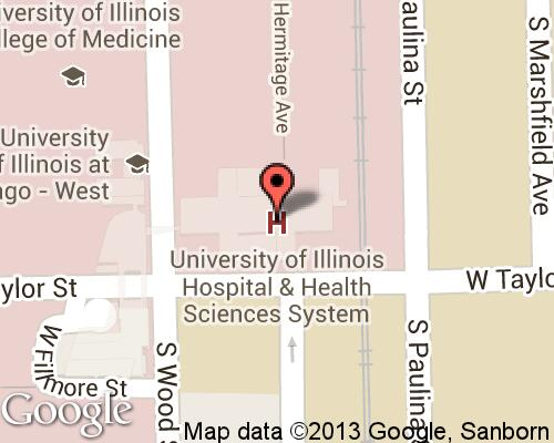 University of Illinois Hospital, Chicago