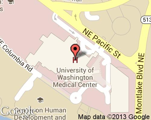 Hospitals by Specialty: Rheumatology on university of wa campus map, uwmc campus map, center for washington map, seattle washington united states map, uw-washington map,