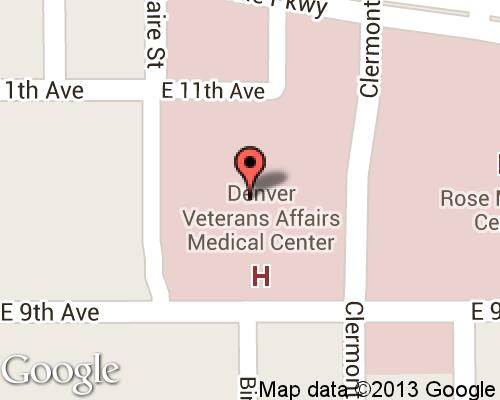 Veterans Affairs Eastern Colorado Health Care System