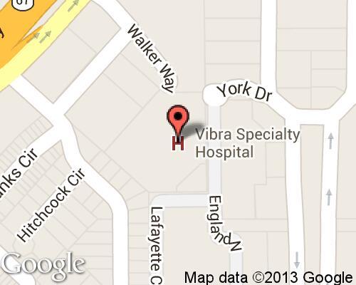 Vi Specialty Hospital of Dallas - Hospitals in Desoto on