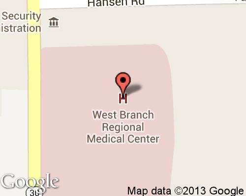 West Branch Regional Medical Center