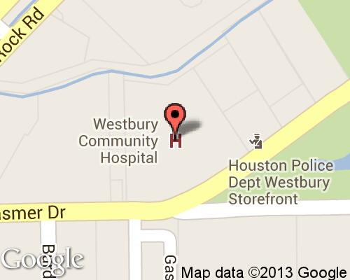 Westbury Community Hospital Hospitals in Houston
